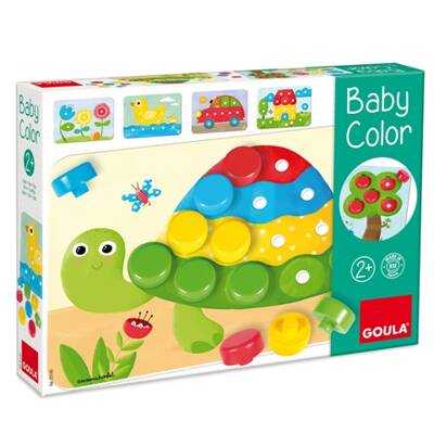 Mozaika Baby Color